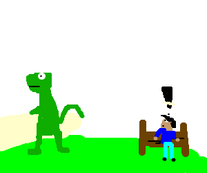 dinosaurs that live in a park .