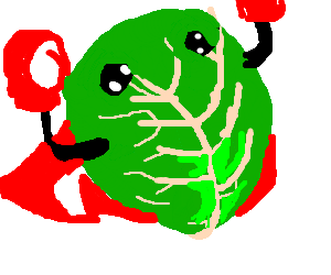 Cabbage Power