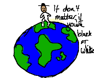 Michael Jackson is dancing on top of the world!