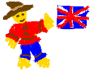 Scarecrow gives the UK the go ahead.