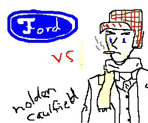 Ford Vs Holden