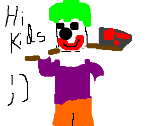 Creepy the Clown
