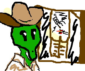 Once Upon an Alien in the West