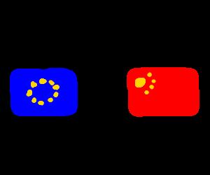 Match of the century, EU vs China! EU leads 4-1!