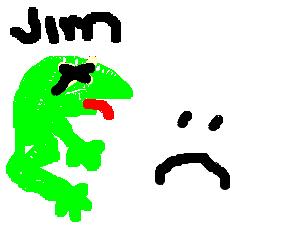 Jim Croak Laws make ghost sad