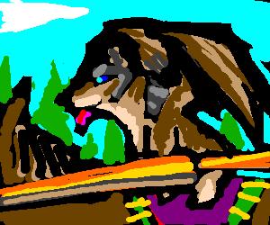 Batdog, The Bark Knight