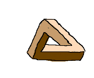 Moebius triangle