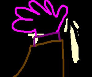 A thumb