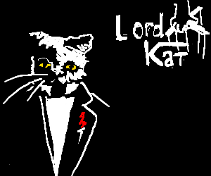 Lord Kat leading the Mafia