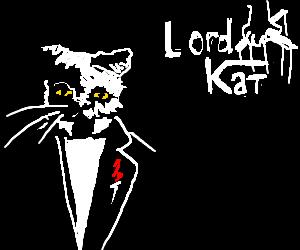 Lord Kat leading the Mafia