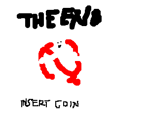 end of Ghostbusters video game