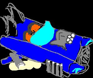 Thundercougarfalconbird