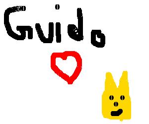 Guido likes Pokémon