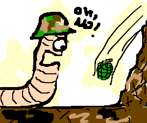 Worm of war