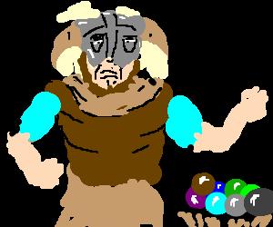The Heroic Ballsack of Skyrim