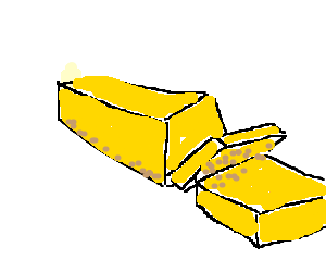 butter (drawing by vyruss)