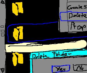deleting system 32 drawception. Black Bedroom Furniture Sets. Home Design Ideas