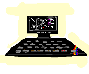 The Universe on a ZX Spectrum
