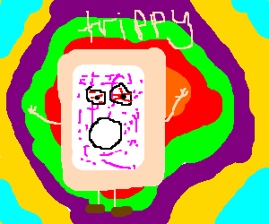 poptart on acid