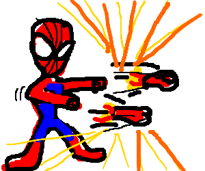 spider-man rocket limbs