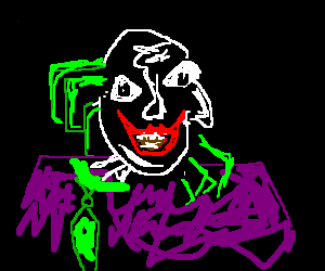 The Joker, by Pablo Picasso