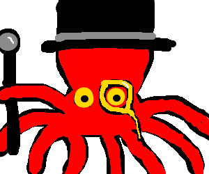 Gentleman Octopus