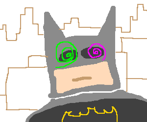 Batman on Acid