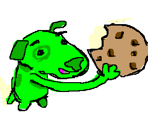 Green dog cookie co.