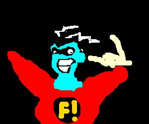 Super teen extraordinaireFreakazoid! Freakazoid!