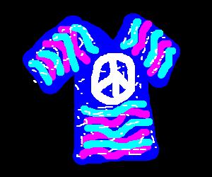 My Favorite Hippy T-Shirt