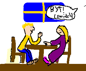 swedish speed dating