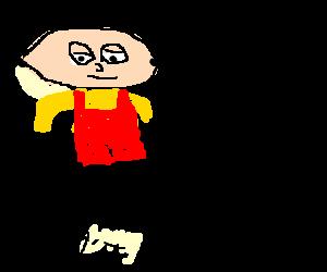 Stewie Griffin saves the world!