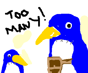 Too many Prinnies D00D