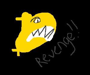 Revenge of the Yellow Submarine