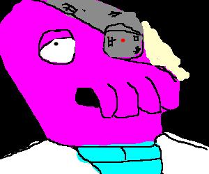 zoiberg cyborg form