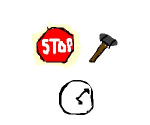 STOP!...... Hamer Time!!!!!!