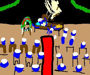 Image - Glovey's Funeral.jpg   Smurfs Fanon Wiki   Fandom powered ...