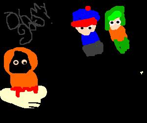 Oh my God, they killed Kenny!