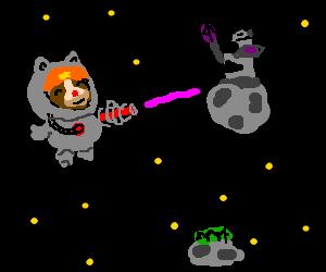 League of space Legends
