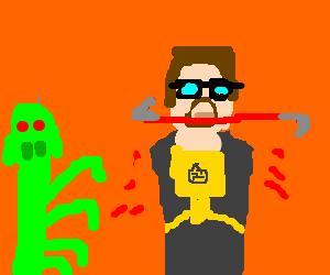 Half Life 3:  Gordon No-arms