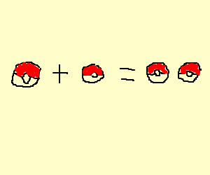 Pokemon Equation
