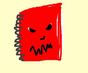 Notebook Monster