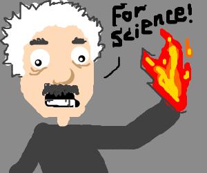 Einstein needs to be taken down a notch