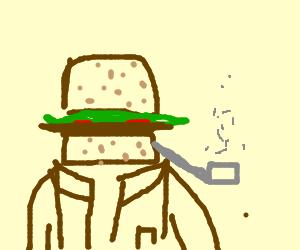 Detective Burger