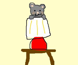 Happy Cat Lamp