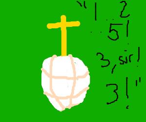 holy grenade!!