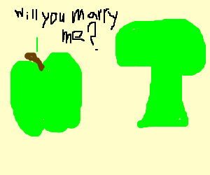 Green Apple proposes to broccoli