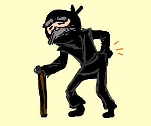 Old timer ninja