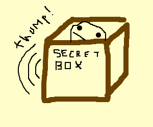 what's in that box?