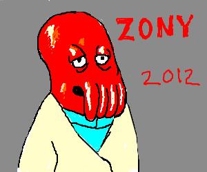 Kony 2012? Why not Zoidberg 2012?